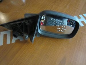 Renault Scenic 2003-2009 καθρέπτης δεξιός ηλεκτρικά ανακλινόμενος μολυβί