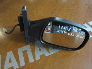 Suzuki Ignis 2000-2008 καθρέπτης δεξιός ηλεκτρικός άβαφος