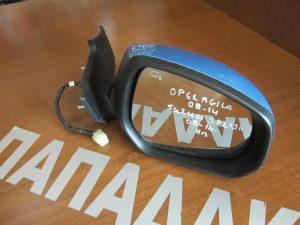 Suzuki Splash 2008-2014 καθρέπτης δεξιός ηλεκτρικός γαλάζιος