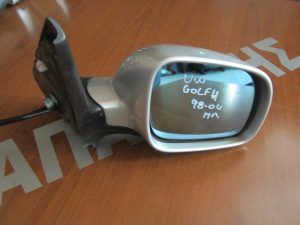 VW Golf 4 1998-2004 καθρέπτης δεξιός ηλεκτρικός ασημί