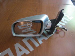 VW Polo 2002-2005 καθρέπτης αριστερός ηλεκτρικός ασημί