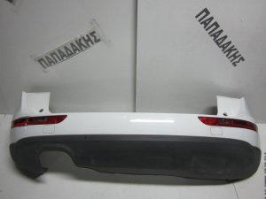 Audi Q5 2008-2017 πίσω προφυλακτήρας άσπρος με αισθητήρες