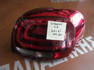 Citroen C3 2016-2017 φανάρι πίσω δεξιό