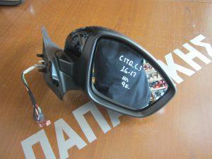 Citroen C3 2016-2017 καθρέπτης δεξιός ηλεκτρικός μαύρος