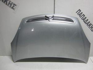 Citroen Xsara Picasso 2004-2007 καπό εμπρός ασημί