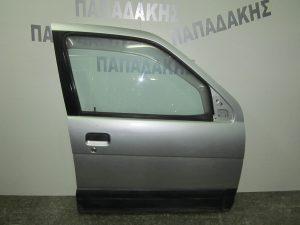 Daihatsu Terios 1997-2001 πόρτα δεξιά εμπρός ασημί