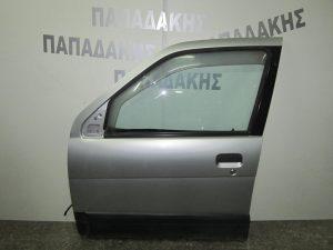 Daihatsu Terios 1997-2001 πόρτα εμπρός αριστερή ασημί