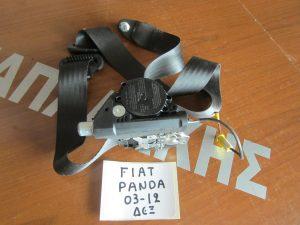 Fiat Panda 2003-2012 ζώνη ασφαλείας εμπρός συνοδηγού (δεξί)