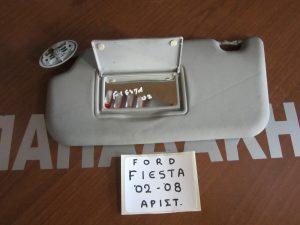 Ford Fiesta 2002-2008 αλεξήλιο αριστερό