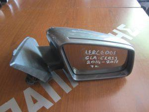 Mercedes GLA Class 2014-2017 καθρέπτης δεξιός ηλεκτρικός γκρι