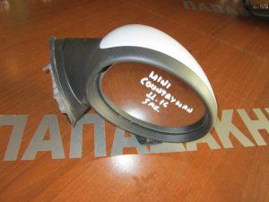 Mini Countryman 2011-2016 καθρέπτης δεξιός ηλεκτρικός θερμενόμενος άσπρος