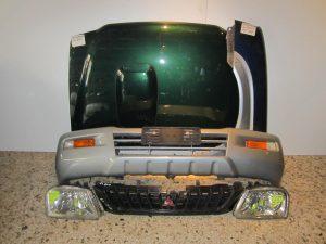 Mitsubishi L200 1999-2001 μούρη