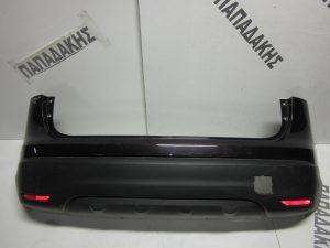 Nissan Qashqai 2013-2017 πίσω προφυλακτήρας μελιτζανί