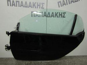 Smart ForTwo w450 1998-2007 πόρτα αριστερή μαύρη