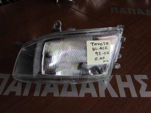 Toyota Hi-Ace 1997-2006 φανάρι εμπρός αριστερό ηλεκτρικό (IM)