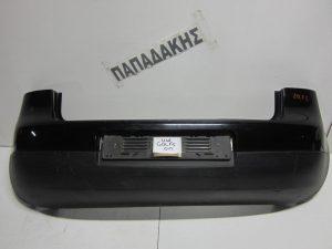 VW Golf 5 2004-2008 προφυλακτήρας πίσω μαύρος