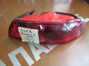 Alfa Romeo 159 2005-2011 πίσω δεξιό φανάρι