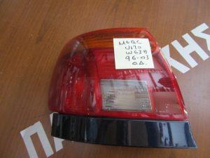 Audi A4 1995-1999 πίσω αριστερό φανάρι Sedan