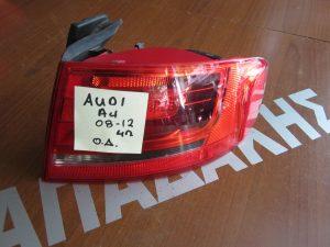 Audi A4 2008-2012 πίσω δεξιό φανάρι Sedan