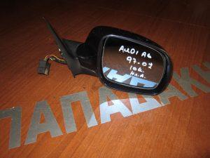 Audi A6 1997-2002 δεξιός ηλεκτρικά ανακλινόμενος καθρέπτης μπλε σκούρο