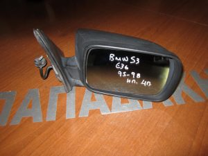 Bmw E36 Series 3 1995-1998 δεξιός ηλεκτρικός καθρέπτης άβαφος 4θυρο