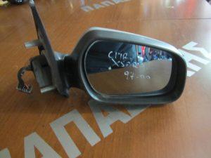 Citroen Xsara 1997-2000 δεξιός καθρεπτης ηλεκτρικός ασημί