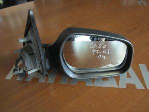 Citroen Xsara 1997-2000 δεξιός καθρεπτης ηλετρικός χωίς καπάκι