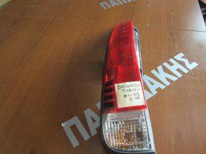 Daihatsu Terios 2001-2005 πίσω αριστερό φανάρι