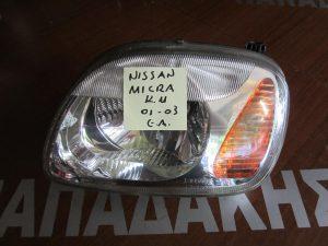 Nissan Micra K11 2001-2003 εμπρός αριστερό φανάρι