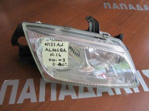 Nissan Almera N16 2000-2002 εμπρός δεξιό φανάρι