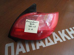 Peugeot 206 1998-2003 πίσω δεξιό φανάρι