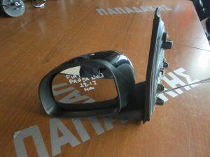 Fiat Panda New 2012-2017 αριστερός μηχανικός καθρέπτης μαύρος