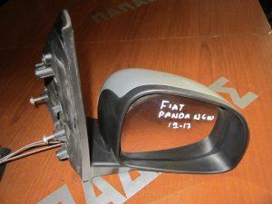 Fiat Panda New 2012-2017 δεξιός καθρεπτης μηχανικός ασημί