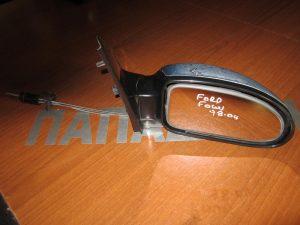 Ford Focus 1998-2004 δεξιός μηχανικός καθρέπτης μπλε