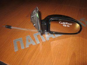 Ford Focus 1998-2004 δεξιός μηχανικός καθρέπτης μαύρος