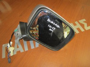Jeep Renegade 2014-2018 δεξιός ηλεκτρικός καθρέπτης ασημί
