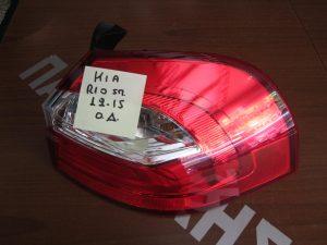 Kia Rio 2012-2015 πίσω δεξιό φανάρι 5θυρο