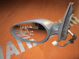 Lancia Y 2003-2010 αριστερός ηλεκτρικός καθρέπτης χρυσαφί