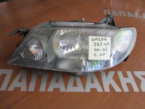 mazda 323 2000 2003 ebros aristero fanari sedan 300x225 Mazda 323 2000 2003 εμπρός αριστερό φανάρι Sedan