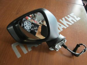 Mazda CX3 2015-2017 αριστερός ηλεκτρικά ανακλινόμενος καθρέπτης ασημί