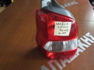 Mazda Demio 1996-2002 πίσω αριστερό φανάρι