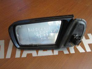 Mercedes w202 1993-1999 αριστερός ηλεκτρικά ανακλινόμενος καθρέπτης μολυβί