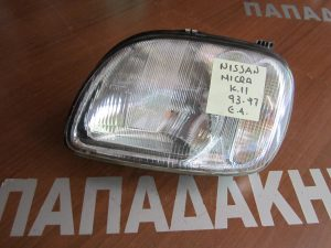 Nissan Micra K11 1998-2000 εμπρός αριστερό φανάρι