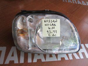 Nissan Micra K11 1998-2000 εμπρός δεξιό φανάρι