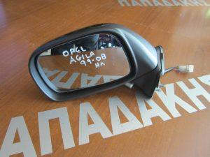 Opel Agila 1999-2008 αριστερός ηλεκτρικός καθρέπτης μαύρος