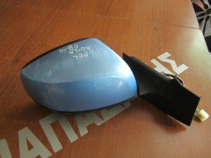 Opel Agila 2008-2014 δεξιός καθρεπτης ηλεκτρικός γαλάζιος