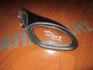 Opel Vectra B 1995-2002 δεξιός ηλεκτρικός καθρέπτης μπλε σκούρο