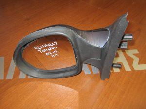 Renault Twingo 2007-2011 αριστερός ηλεκτρικός καθρέπτης γκρι