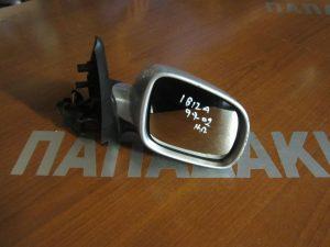 Seat Ibiza 1999-2002 δεξιός ηλεκτρικός καθρέπτης ασημί