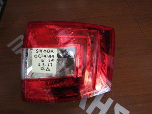 Skoda Octavia 6 2013-2017 πίσω δεξιό φανάρι Station Wagon
